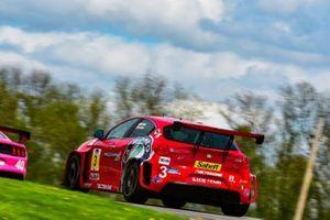 #3 Alfa Romeo Giulietta TCR, KMW Motorsports with TMR Engineering, Mark Kvamme, Alex Popow