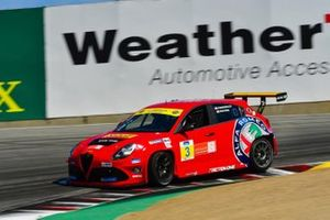 #3 KMW Motorsports with TMR Engineering, Alfa Romeo Giulietta TCR, Ryan Nash, Alexandre Papadopulos