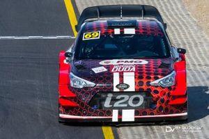 Grzegorz Duda, Hyundai i20 RX Supercar
