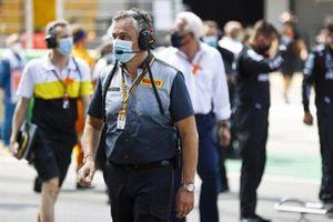 Mario Isola, director de carreras, Pirelli Motorsport