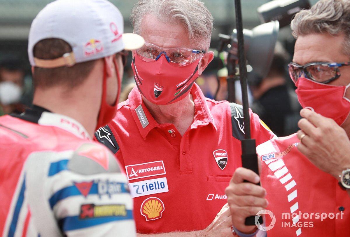 Jack Miller, Pramac Racing, Paulo Ciabatta