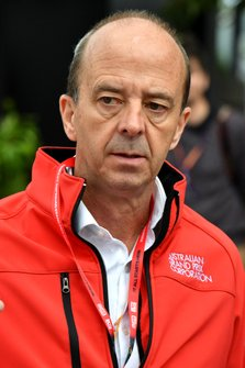 Andrew Westacott, Australian Grand Prix Corporation CEO