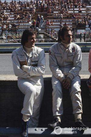 Wilson Fittipaldi, Carlos Reutemann, Brabham