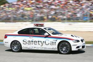 BMW M3 E92 safety car