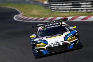 #14 RaceIng - powered by HFG Audi R8 LMS GT3: Bernhard Henzel, Rahel Frey, Christian Bollrath