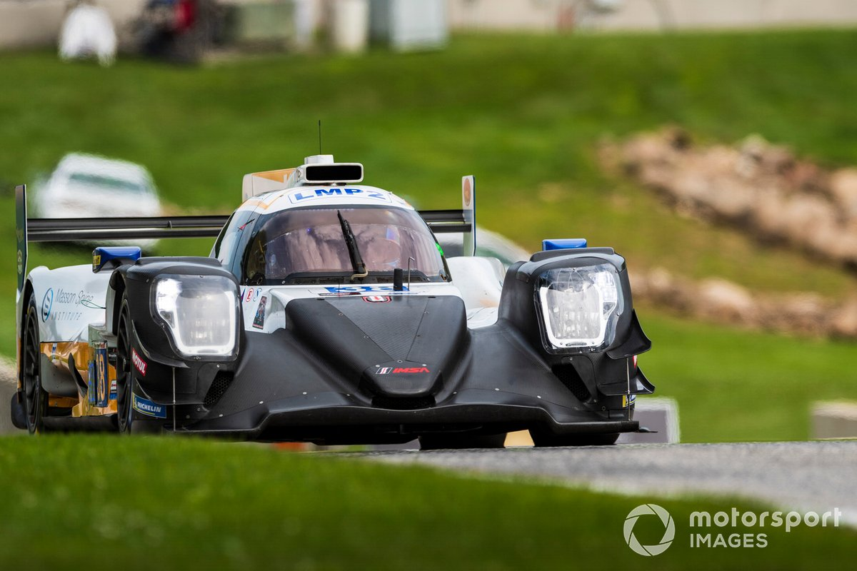 #38 Performance Tech Motorsports ORECA LMP2 07, LMP2: Cameron Cassels, James French