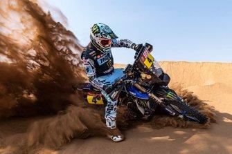 Адриен ван Беверен, Monster Energy Yamaha Rally Team, Yamaha WRF450 (№4)