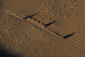 Rallye Dakar in Saudi-Arabien