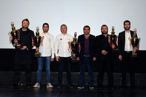 TOSFED Gala Gecesi, Türkiye Pist Şampiyonası