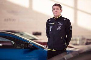 Ричард Уэстбрук, Aston Martin Racing