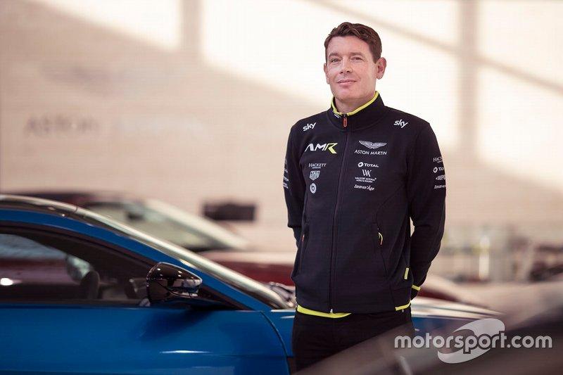 Richard Westbrook, Aston Martin Racing