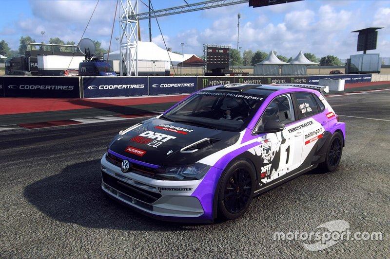 DiRT Rally 2.0 World Series Rally and Rallycross screenshot