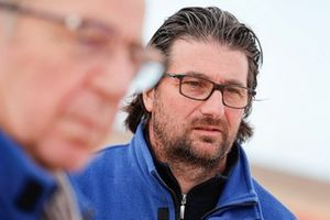 David Castera, director of the Dakar Rally