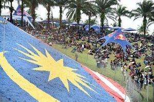 Pubblico al Pre-Gara del GP di Malesia
