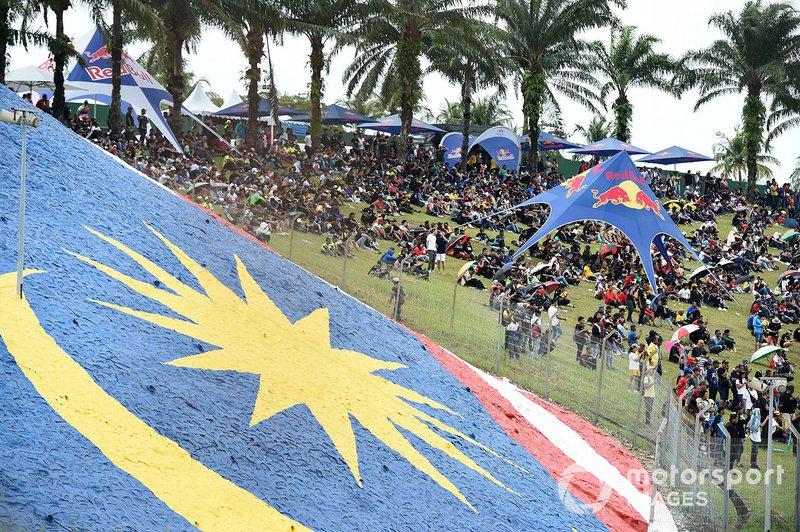 Sepang - GP de Malasia 2019: 170.778 espectadores (169.827 en 2018)