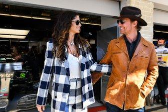 Matthew McConaughey en partner