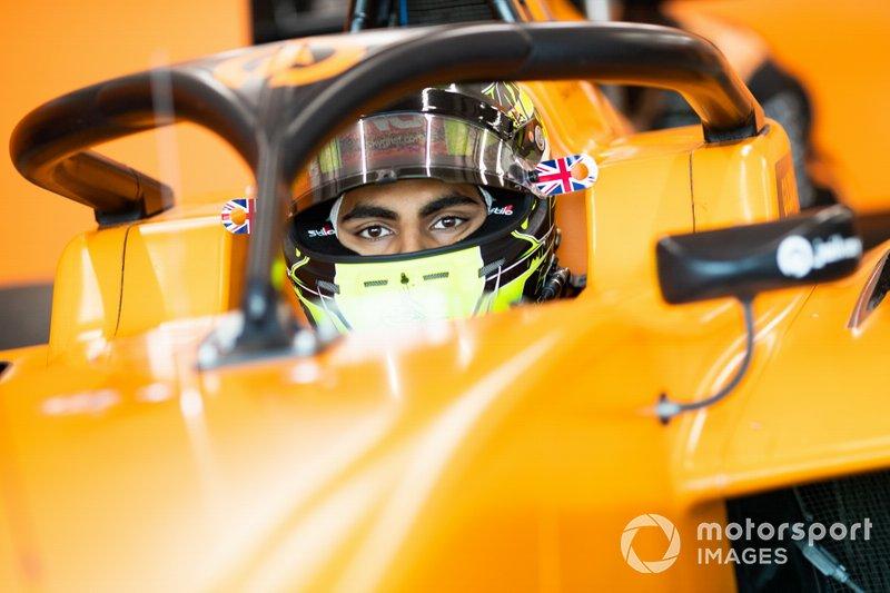 Enaam Ahmed, Campos Racing