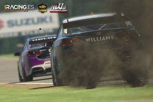 Imagen de la segunda carrera de la V8 de Mundo GT