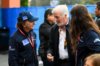 Danny Sullivan, FIA and Emerson Fittipaldi