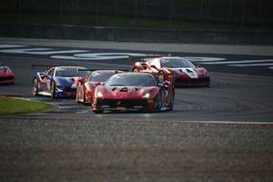 #119 Ferrari 488 Challenge, Forza Racing: Per Nielsen