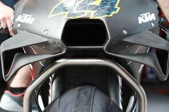Red Bull KTM Factory Racing, fairing detail