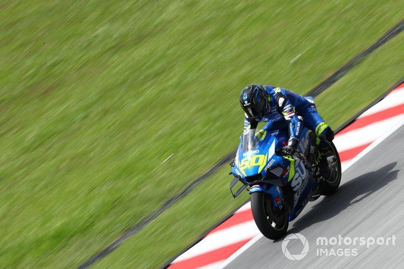 25º Sylvain Guintoli, Team Suzuki MotoGP - 2:00.100*