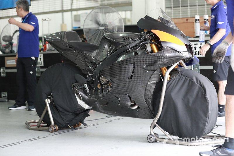 Test Yamaha