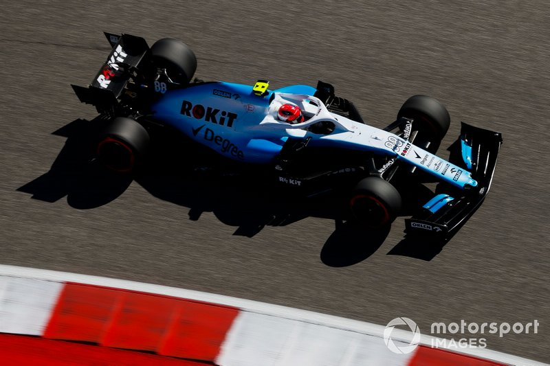 Robert Kubica, Williams FW42