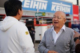 GTA坂東正明代表(Masaaki Bandoh, Chairman GTA)