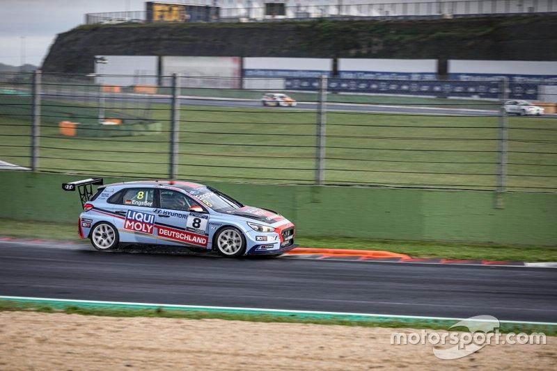 #8 GER Hyundai Team Engstler Hyundai i30 N TCR: Luca Engstler