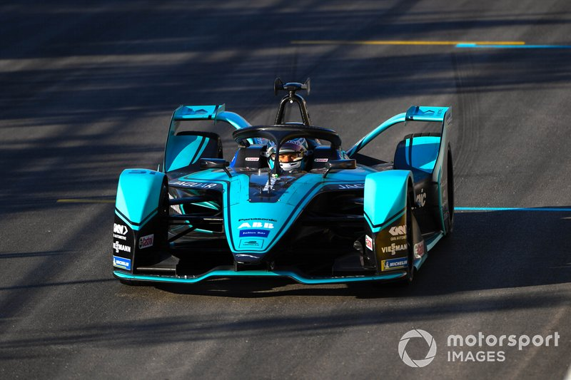 17. Formula E: James Calado a Jaguar