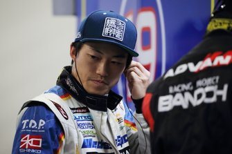 Yuji Kunimoto, #19 WedsSport ADVAN LC500