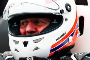 Martin Brundle, Sky TV sale su una McLaren MP4/4