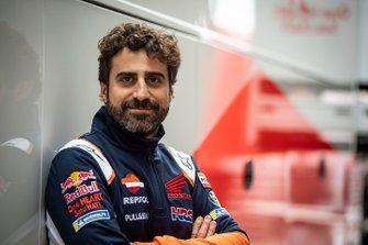 Santi Hernández, Repsol Honda Team, ingénieur de piste de Marc Marquez