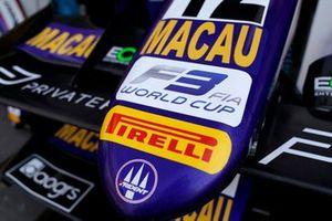 Oliver Caldwell, Trident Motorsport