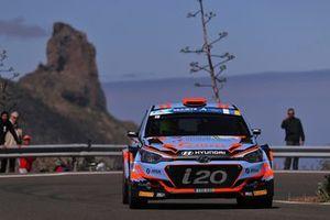 Iván Ares, David Vázquez, Hyundai i20 R5