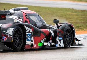 #2 Ansa Motor Sports LLC Ligier JS P3: Michal Chlumecky, Jon Brownson