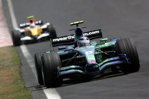 Рубенс Баррикелло, Honda RA107