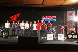 HRC 2020 takımları ve sürücüleri