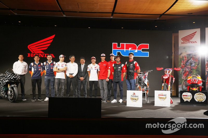 HRC 2020 teams and riders