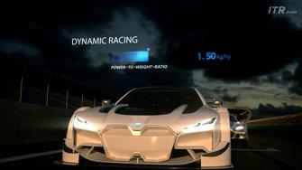 DTM-Studie mit Elektroantrieb