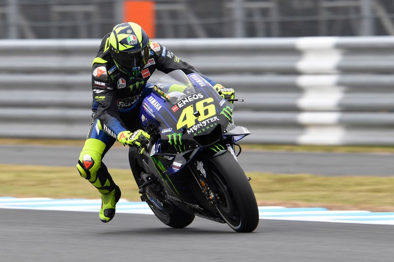 10º Valentino Rossi, Yamaha Factory Racing