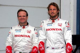 Rubens Barrichello, Honda Racing, Jenson Button, Honda Racing