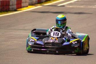 Felipe Massa nas 500 Milhas de Kart