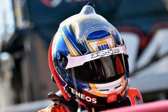 Derek Kraus, McAnally Hilgemann Racing, Toyota Tundra ENEOS/NAPA FILTERS