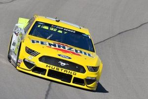 Ryan Blaney, Team Penske, Ford Mustang Menards/Pennzoil