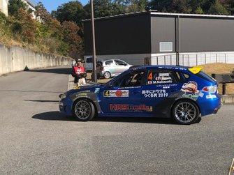 Yasunori Hagiwara / Moritoshi Nakazato   Team Has Rally