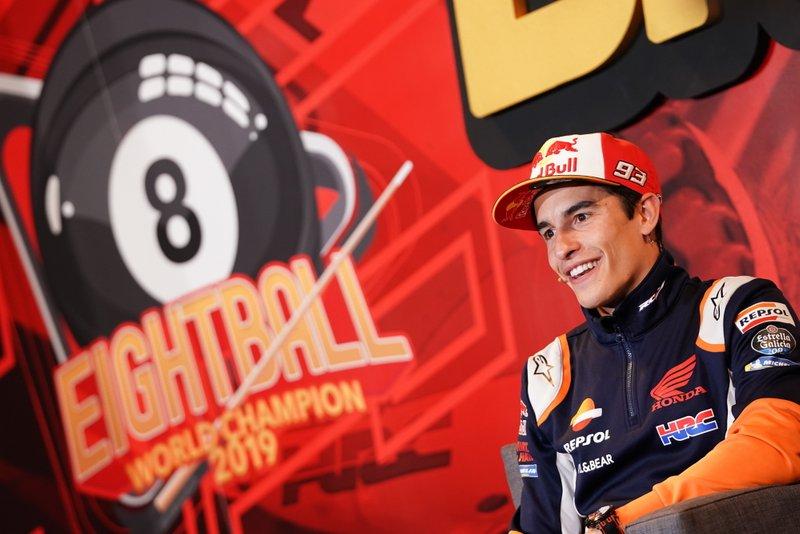 Marc Marquez, MotoGP-Weltmeister 2019