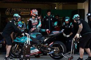 Фабио Куартараро, Petronas Yamaha SRT