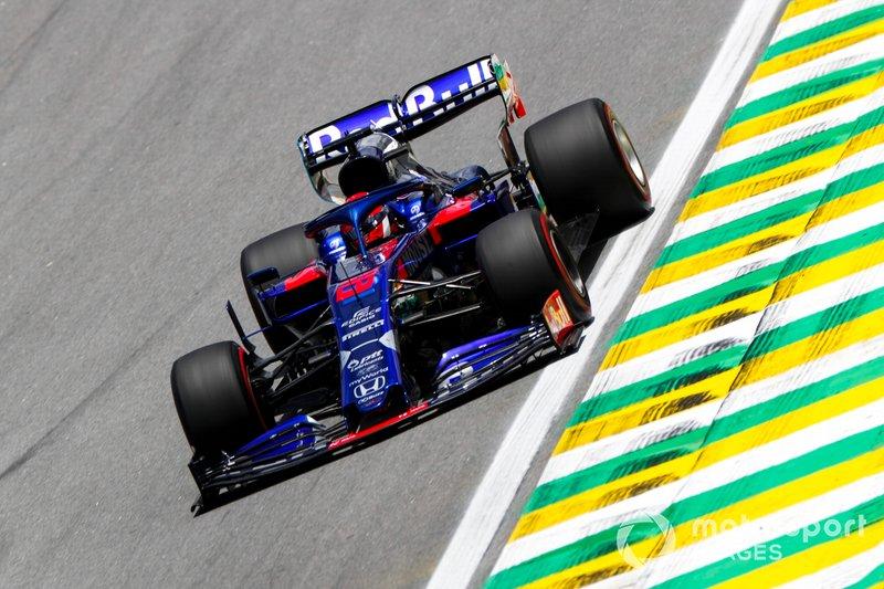 16-е место: Даниил Квят, Toro Rosso - 1:09.320